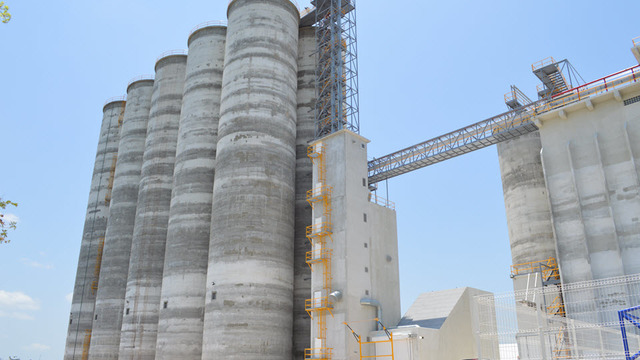 Bunge opens wheat mill in Mexico