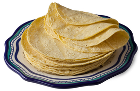 Yellow-tortilla