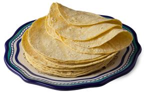 Yellow-tortilla
