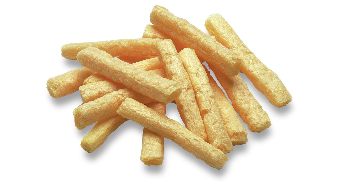 Extruded Snack Sticks photo