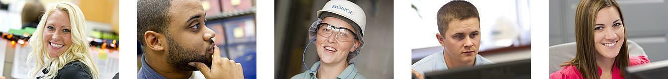 Bunge offre des stages et des programmes de formation en gestion.