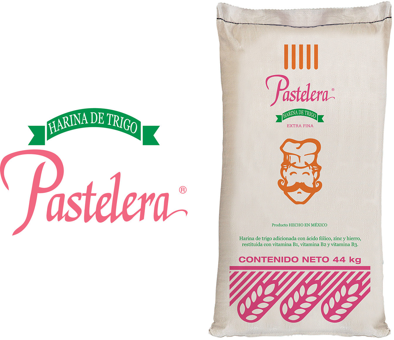Pastelera flour for sponge cakes and pastries.