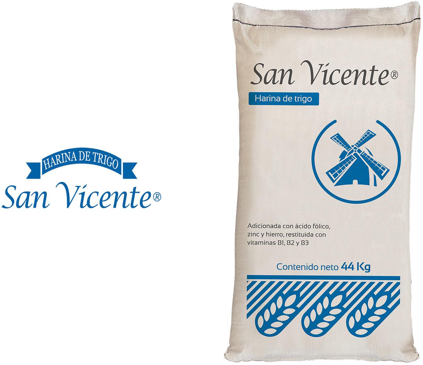 San Vicente es ideal para panificación tradicional y artesanal.