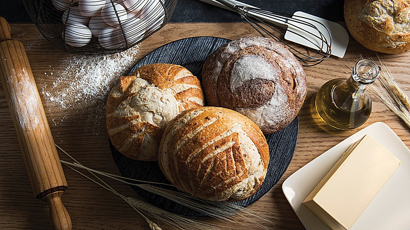 Espiga Integral wheat flour is multipurpose, it is perfect for any type of bread process and to make all kinds of whole-wheat bread.