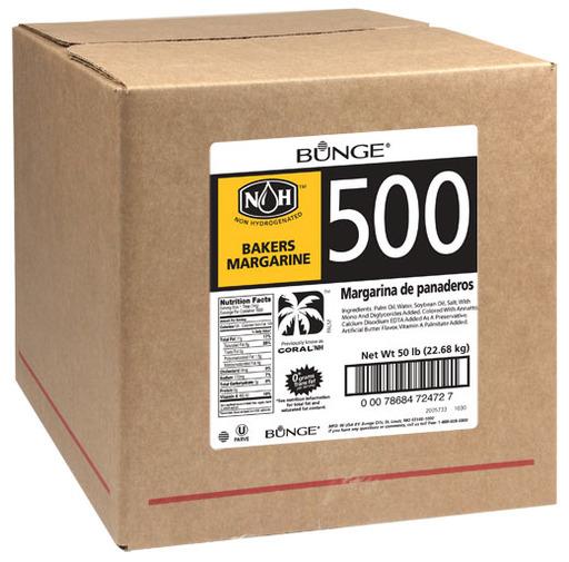 NH 500 Bakers Margarine