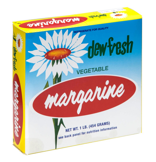 Dew Fresh Margarine Quarters