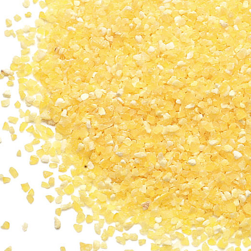 CCM 250 yellow corn meal photo