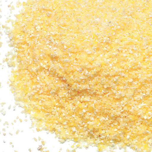FCM yellow corn meal photo