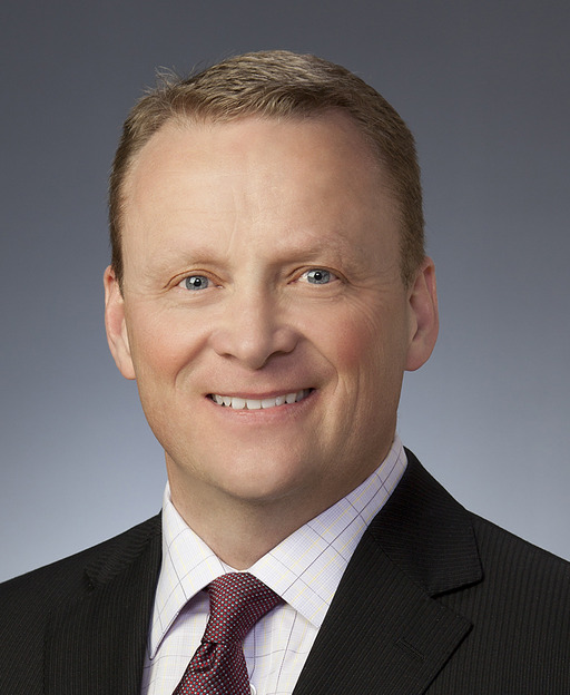Karl Gerrand, managing director, Canada