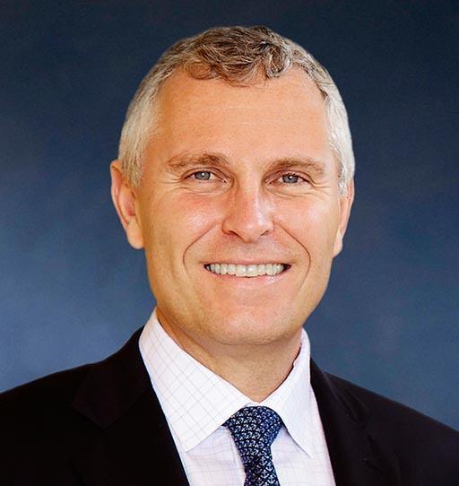 Soren Schroder, directeur général, Bunge Limited