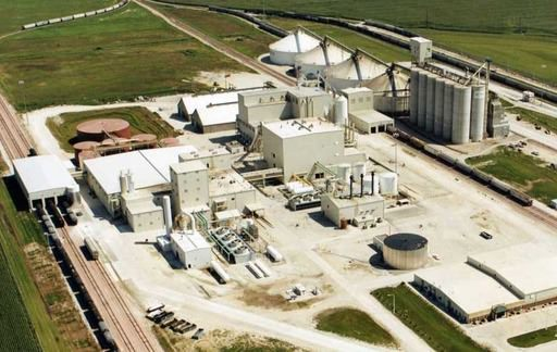 Bunge construit la plus grande usine américaine de trituration et de raffinage à Council Bluffs, dans l'Illinois.