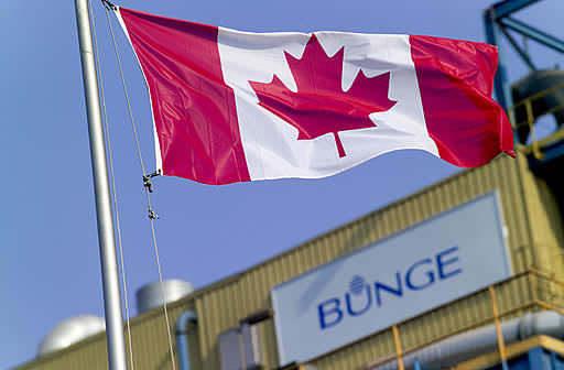 Bunge Limited fait l'acquisition de Cereol, SA., et devient le plus grand transformateur de soja au monde.