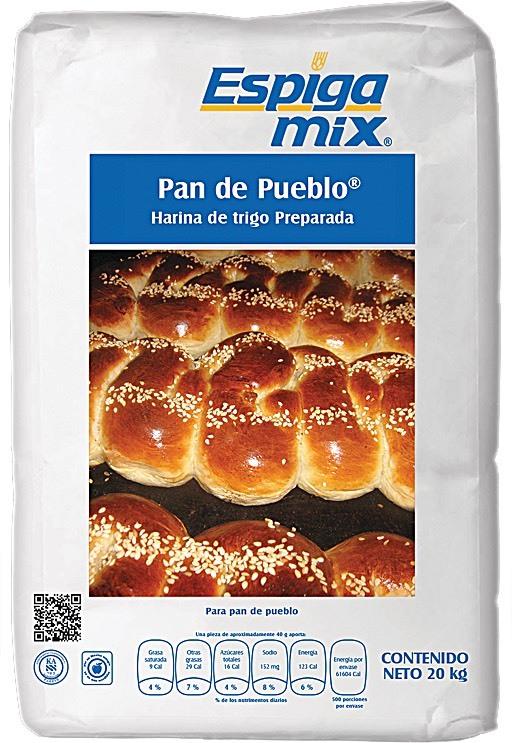 Saco de Pan de Pueblo.